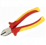 German type diagonal side plier